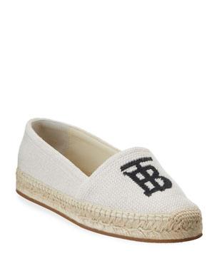 081e5dc71a4 Burberry Women s Shoes   Sandals at Neiman Marcus