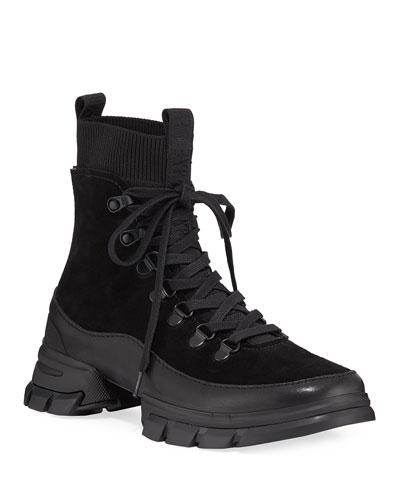 Sloan Sneaker-Style Hiker Boots