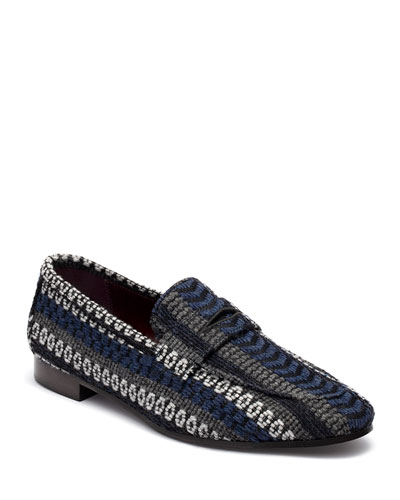 Chalet Drill Tweed Loafer