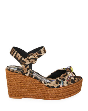 635829eb82c Women's Espadrille Wedges, Flats & More at Neiman Marcus