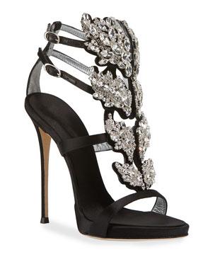 Giuseppe Zanotti Women s Shoes   Heels at Neiman Marcus 54b821a476