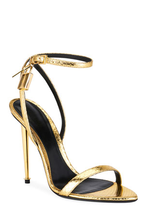 bright in luster price remains stable beautiful and charming TOM FORD Women's Shoes at Neiman Marcus