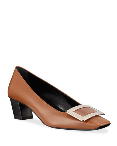 Decollete Belle Pilgrim Pumps