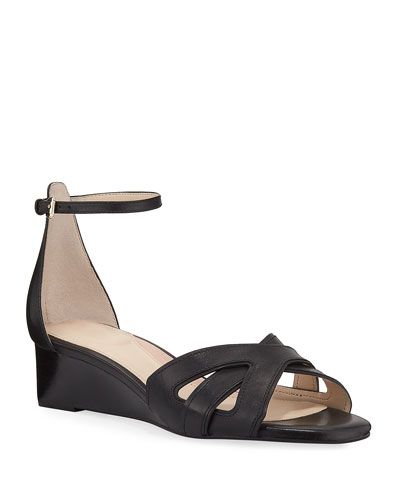 Hanna Grand Wedge Sandals
