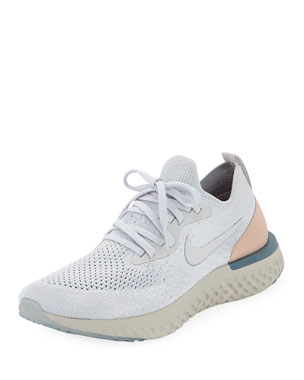new products 509a1 c3b85 Nike Epic React Flyknit Women s Running Sneakers
