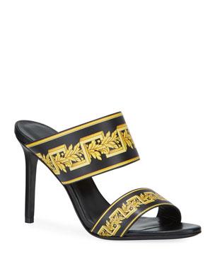 bb838ead85 Versace Women's Shoes at Neiman Marcus