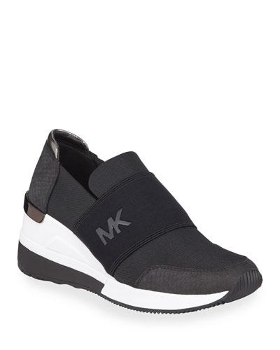 Felix Wedge Trainer Sneakers