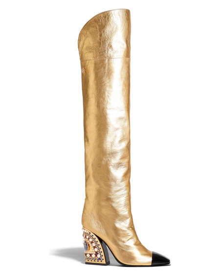 CHANEL HIGH BOOTS