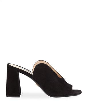 80b405bab2f Prada Women's Shoes at Neiman Marcus
