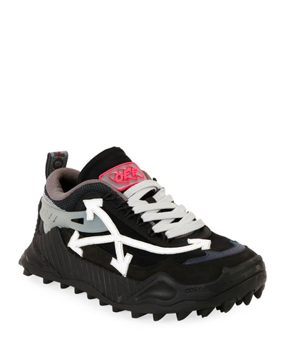 Odsy-1000 Arrow Lace-Up Sneakers