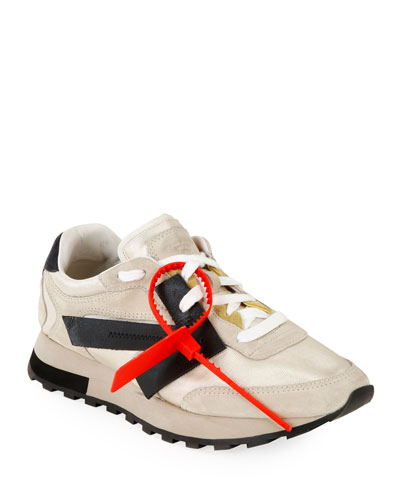 HG Runner Lace-Up Sneakers