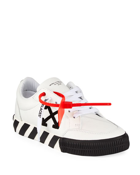 Off-White Arrow Vulcanized Low-Top Sneakers