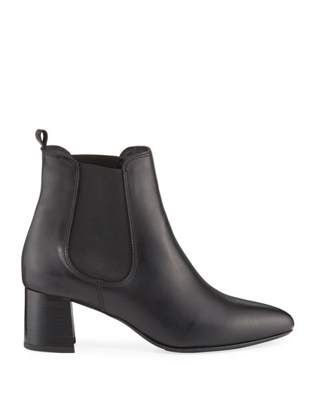La Canadienne Duncan Weatherproof Leather Booties