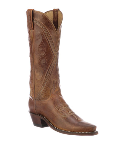 Dorsey Pull-On Western Boots