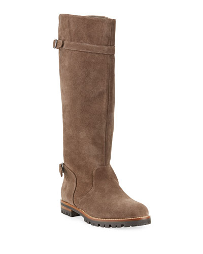 Baffin Suede Riding Boots