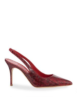 39bbea82475 Manolo Blahnik Shoes at Neiman Marcus
