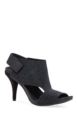 Pedro Garcia Yimina Textured Calf Sandals