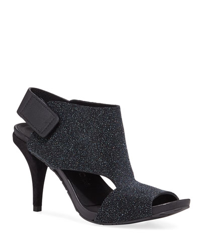 Yimina Textured Calf Sandals