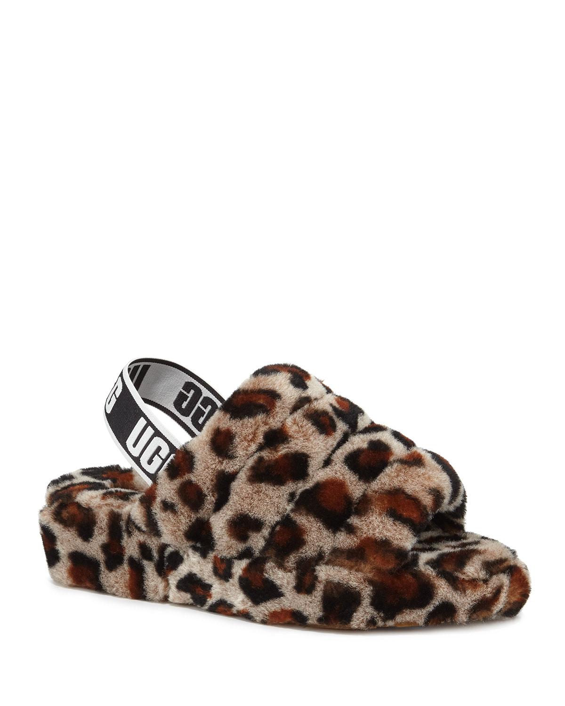 ugg leopard