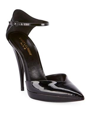 79fca44e03e Saint Laurent Shoes, Boots & Heels at Neiman Marcus