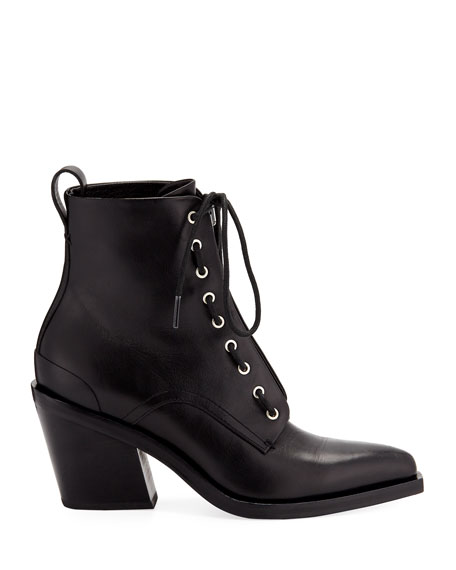 Rag & Bone Ryder Lace-Up Boots