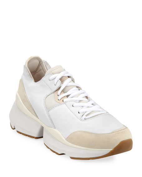 Rag & Bone Manston Mixed Runner Sneakers