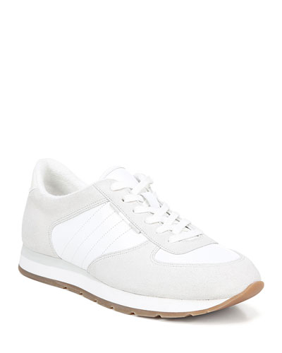 Pasha Lace-Up Platform Sneakers