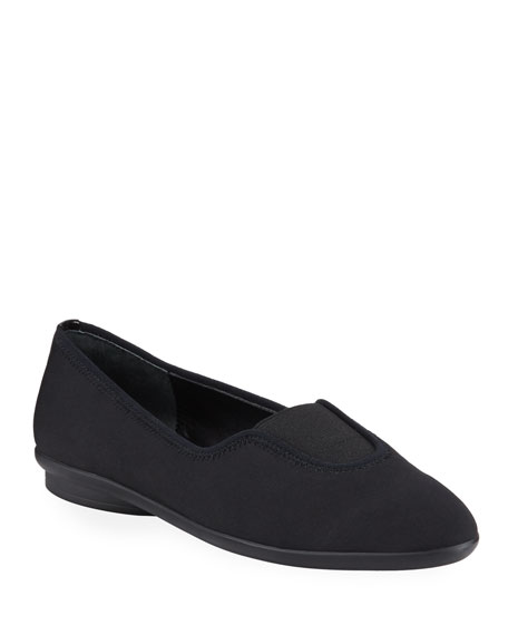 Donald J Pliner Loafers Malti Stretch Crepe Loafers