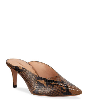 0e94272687 Pointy Toe Flats, Pumps & Shoe Trends at Neiman Marcus