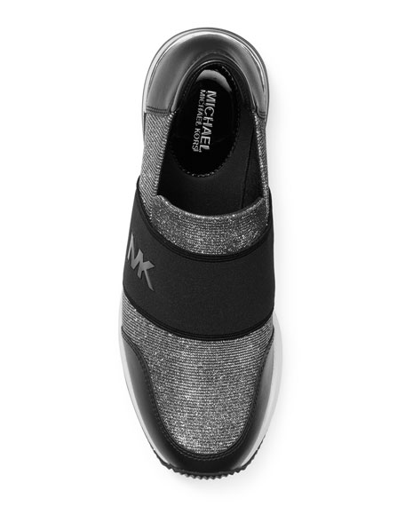 MICHAEL Michael Kors Felix Trainer Knit Sneakers