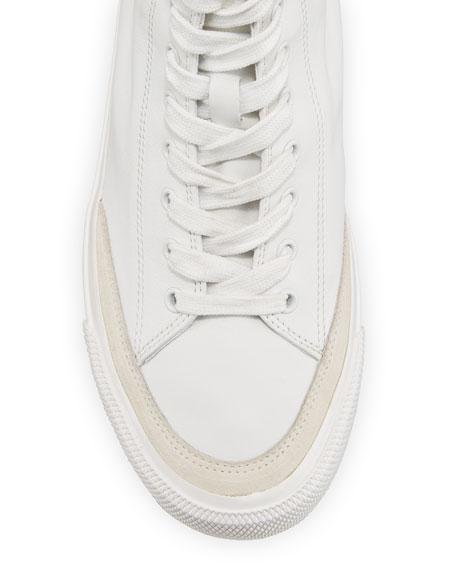 Rag & Bone RB Leather High-Top Sneakers