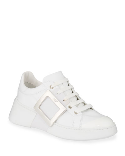 Viv Skate Buckle Sneakers