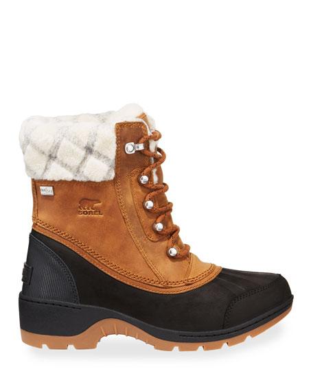 Sorel Whistler Mid Waterproof Boots