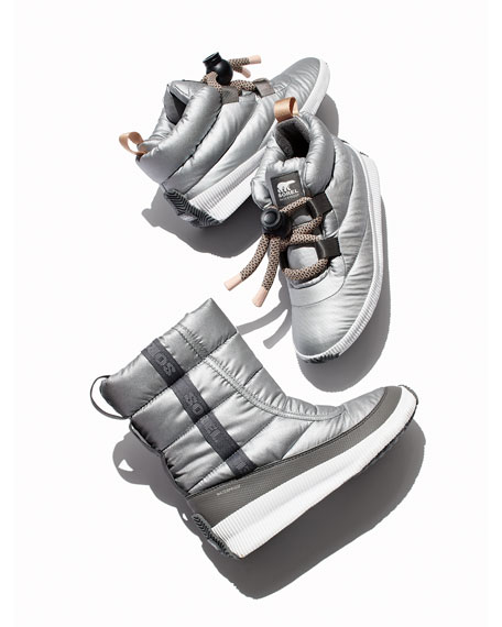 Sorel Out 'N About  Puffy Waterproof Sneaker Booties