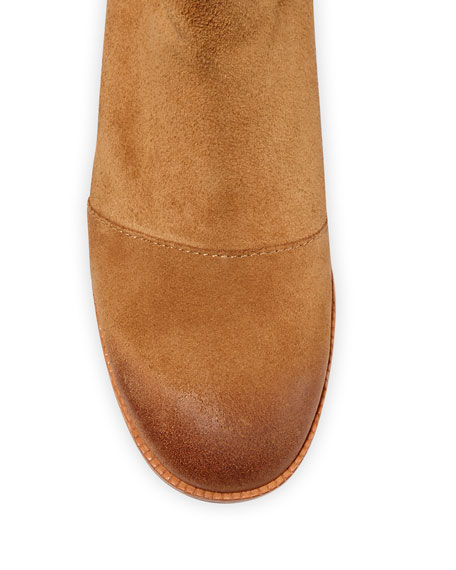 Sorel Cate Waterproof Suede Booties