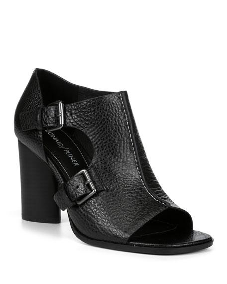 Donald J Pliner Fouu Buckle Shoetie Sandals