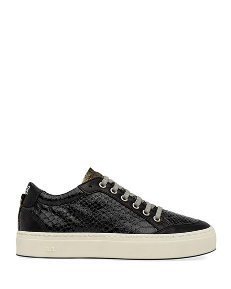 P448 Love Leather Low-Top Sneakers