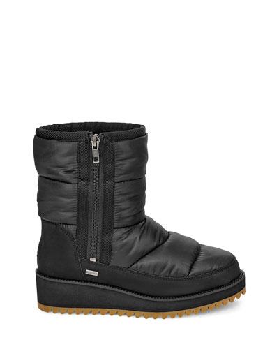 Ridge Waterproof Puffer Boots