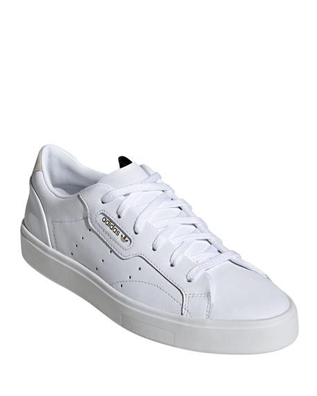 detrás infancia cajón  Adidas Sleek Classic Flat Sneakers   Neiman Marcus