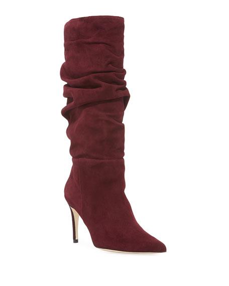Alexandre Birman Lucy Scrunch Boots