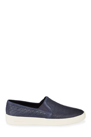 14 inch Alexander slip on WHITE Suede Shoes from premier