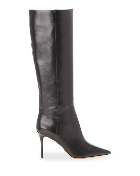 Marion Parke Marie Leather Knee Boots