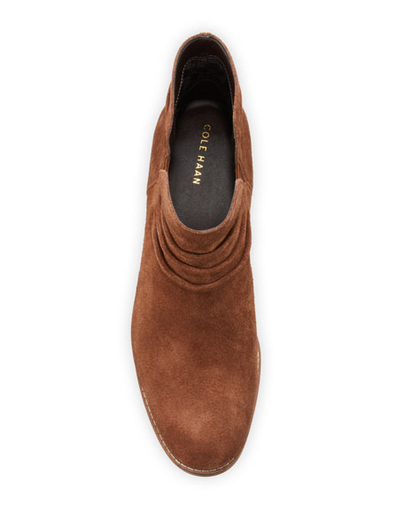 Cole Haan Alayna Slouchy Leather Booties
