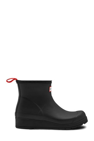 Hunter Boot Original Play Short Rain Booties
