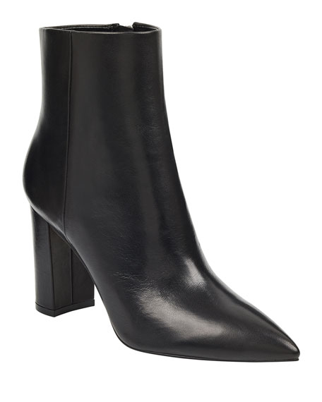 Marc Fisher LTD Ulani Smooth Leather Booties