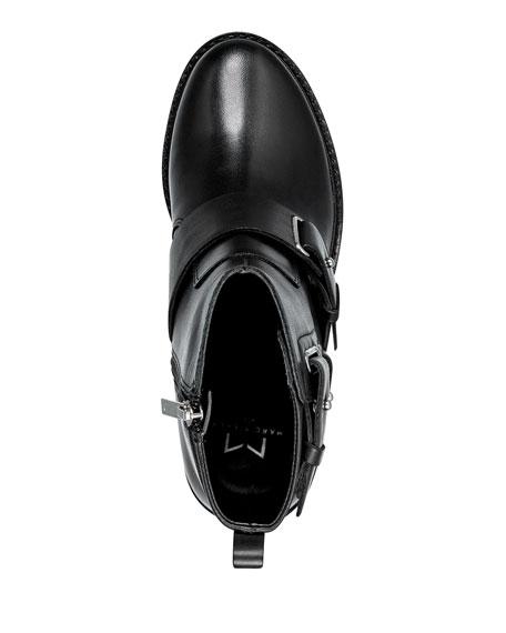 Marc Fisher LTD Dream Lug Leather Booties