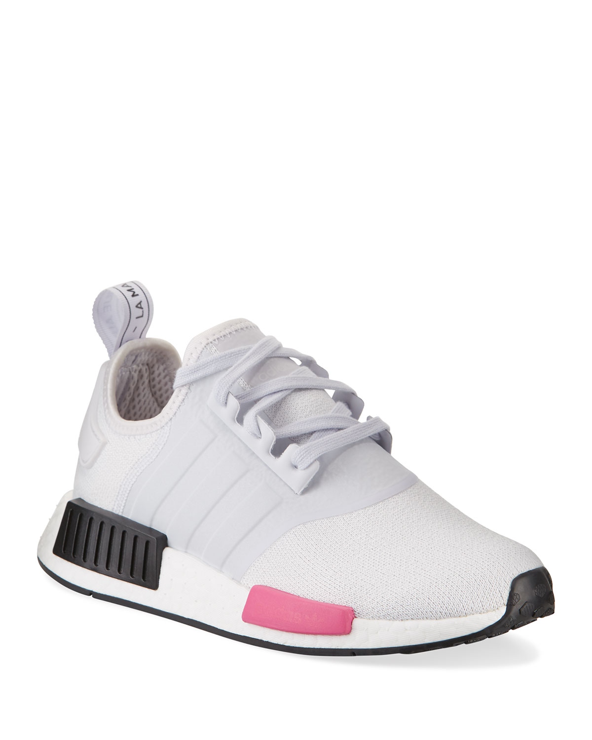 NMD R1 Lace Up Sneakers