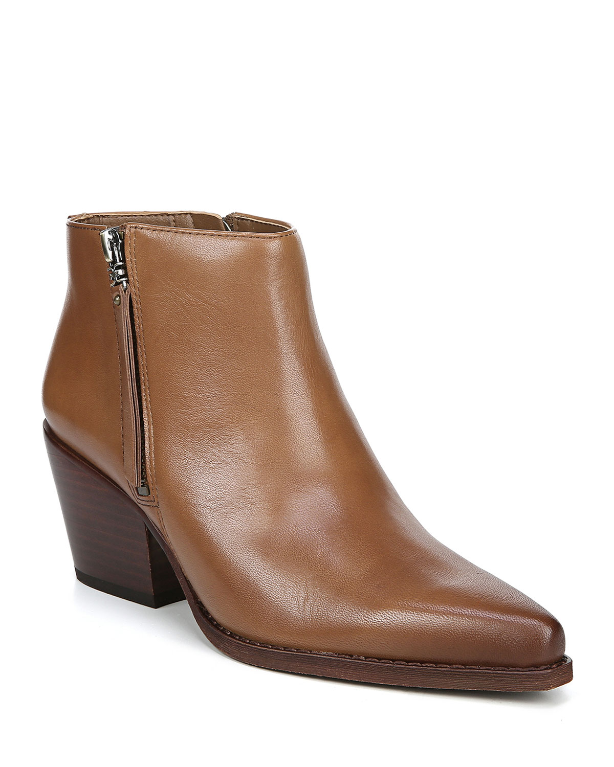 Walden Dual Zip Ankle Booties by Sam Edelman