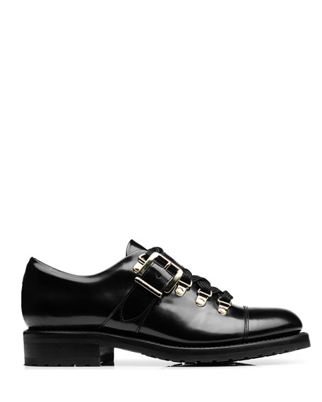 The Office of Angela Scott Mr. Logan Leather Loafers
