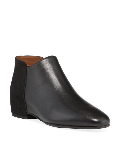 Aquatalia Udele Side-Zip Booties